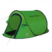 Палатка High Peak Vision 2 (Green) (923766)