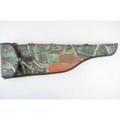 Чехол плотный для переломного ружья 80 см. Зеленый Лес